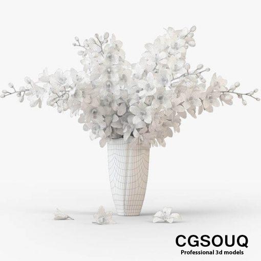 Bouquet of orchids 3