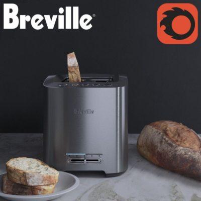 Breville Toaster 3D model