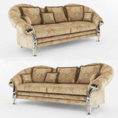 Brunate Sofa 3D Model