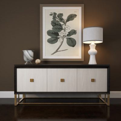Buffet Sideboard-02 3D Model
