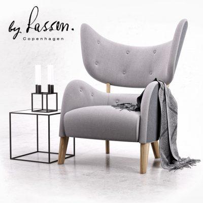ByLassen MyOwnChair Armchair 3D Model