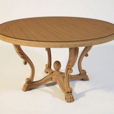 CHELINI 1081 Table 3D Model