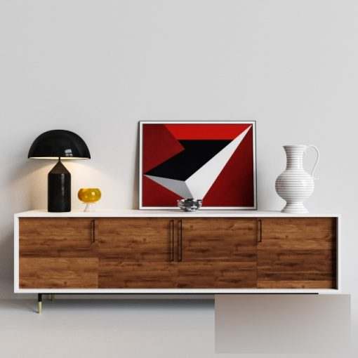 CT 71 Cabinet 3D Model