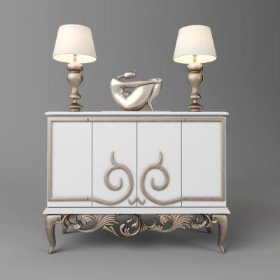 Cabinet-01 3D Model