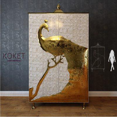 Camilia Cabinet 3D Model