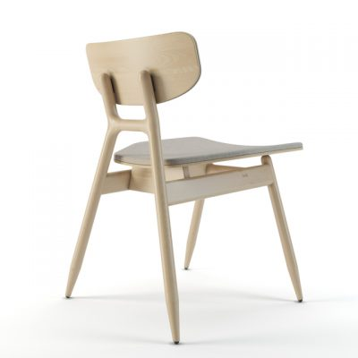Capdell Eco Chair 3D Model