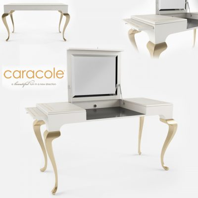 Caracole Contab-009 Table 3D Model