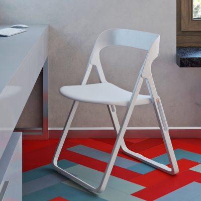Casamania Bek Folding Chair 3D Model