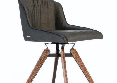 Outstanding Cattelan Italia Tyler Chair 3D Model Machost Co Dining Chair Design Ideas Machostcouk