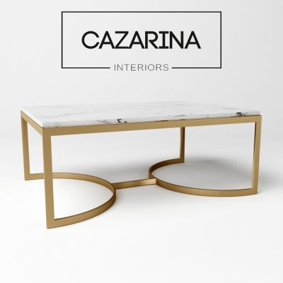 Cazarina West Side Journal Table 3D Model
