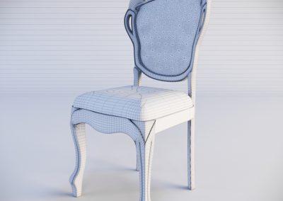 Chair-04 3D Model 3