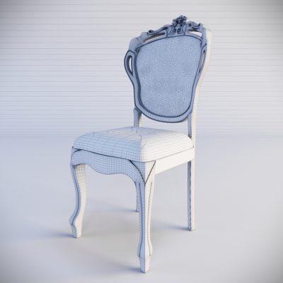 Chair-04 3D Model