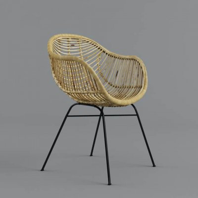 Chair Outdoor Furniture 3D model