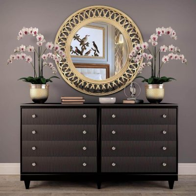 Chest of drawers comode classic 3D Model
