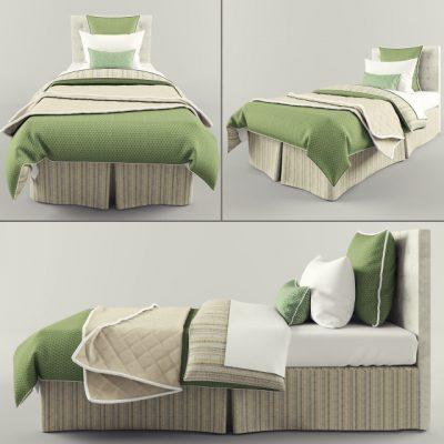 Childrens Bedding-02 3D Model