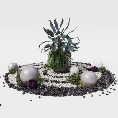 Choose your planet plant 3d model