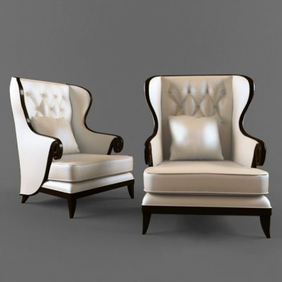 Christopher Guy 60-0090 Armchair 3D Model
