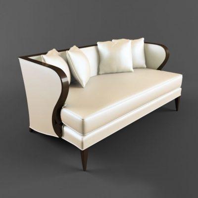 Christopher Guy 60-0149 Sofa 3D Model
