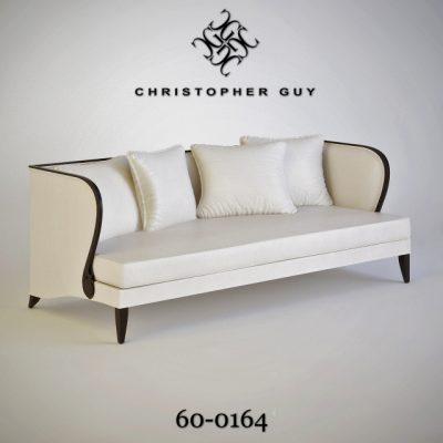 Christopher Guy 60-0164 Sofa 3D Model