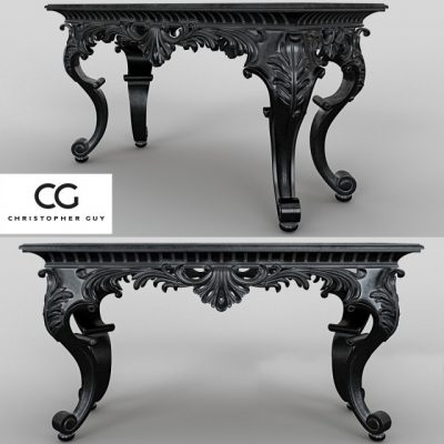 Christopher Guy Console 3D Model