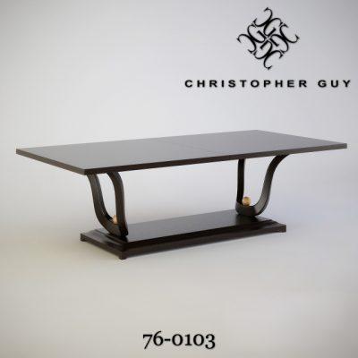 Christopher Guy Stol 76-0103 Table 3D Model