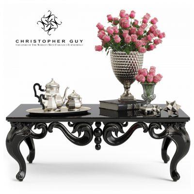 Christopher Guy Tatler Table 3D Model