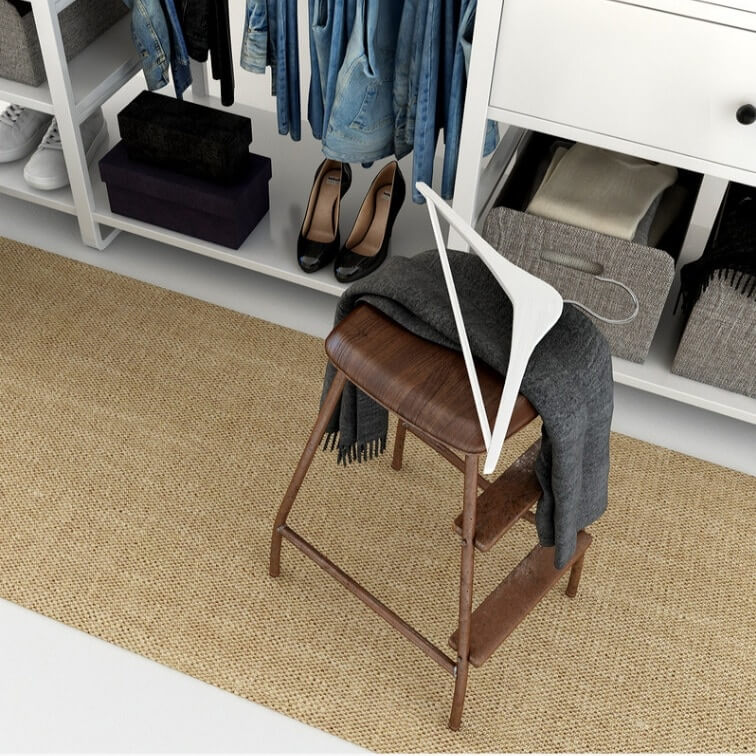 Cloth Ladies Wardrobe 3D Model 5