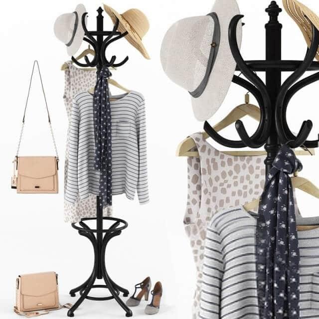 Ladies Clothes on Hanger