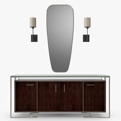 Codor Design – Hanging Credenza Sideboard 3D Model