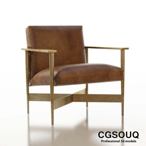 Contemporary Chair Pack - Set III 3D model 4