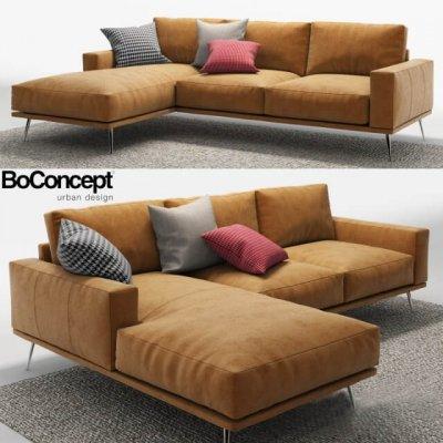 Corner sofa BoConcept 01