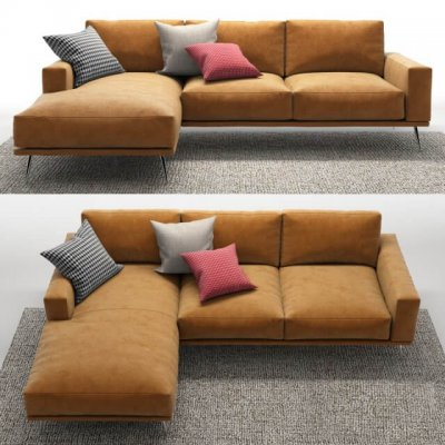 Corner sofa BoConcept 02