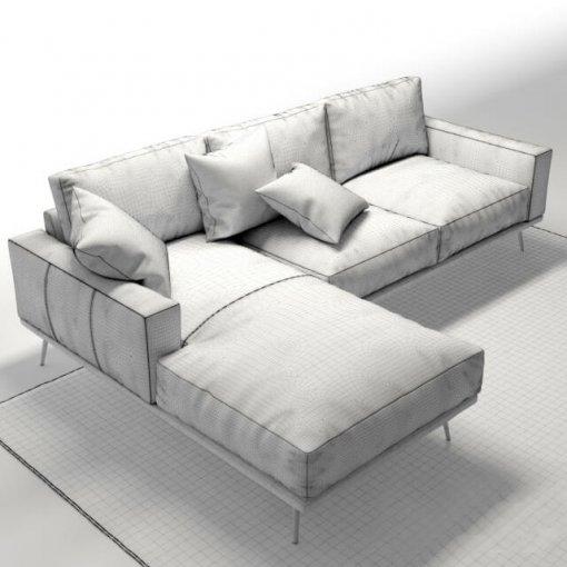 Corner sofa BoConcept 03