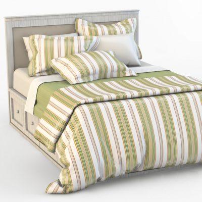 Cot №13 Bed 3D Model