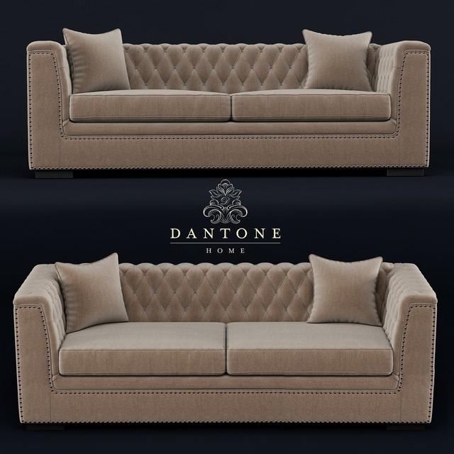 Dantone Avinon Sofa 3D Model
