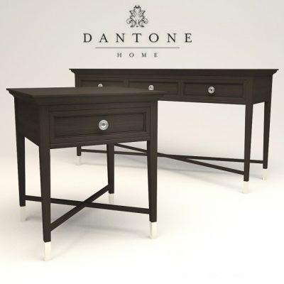 Dantone Home Decorative Set 3D Model