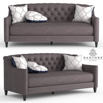Dantone Vindzor sofa 3D model (1)