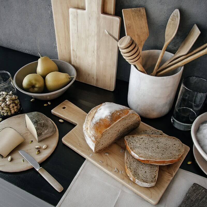 Decoration for kitchenware 3D model-2-CGSouq.com