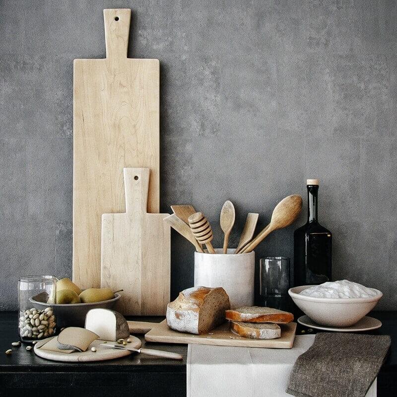 Decoration for kitchenware 3D model-CGSouq.com