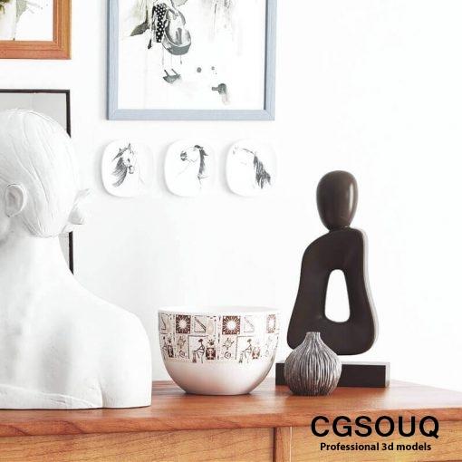 Decorative set 5 (6)