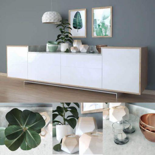 Decorative set 8 3D Model