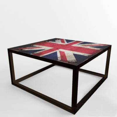 Dialma Brown Coffee Table 3D Model