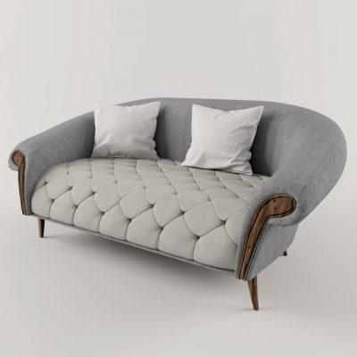 Divan Bax Sofa 3D Model