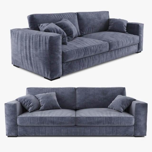 Divan Cenova Sofa 3D Model