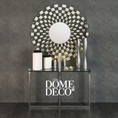 Dome Decor Set 3D Model