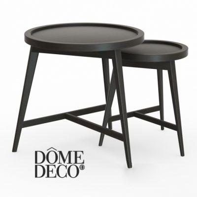 Dome Decor Table 3D Model