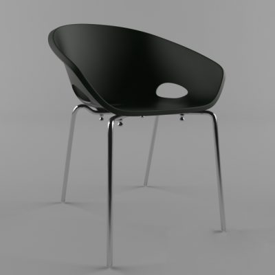 Domitalia Globe OM Chair 3D Model