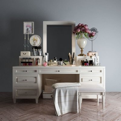 Dressing Table 2 3D model 5-CGSouq