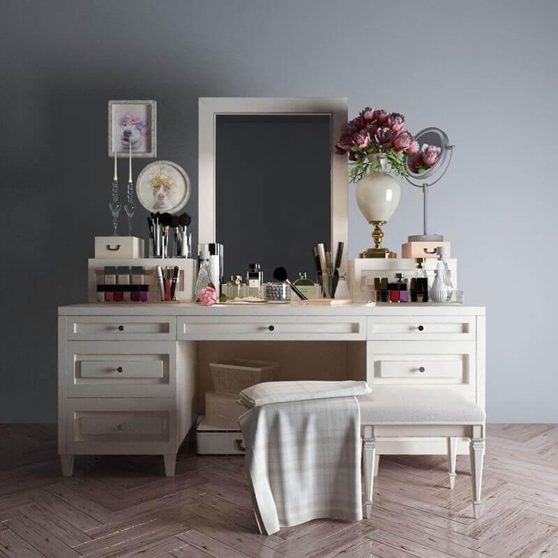 Home Makeup Studio Beauty Room