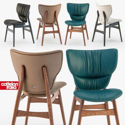 Cattelan Italia Dumbo Chair 3D Model